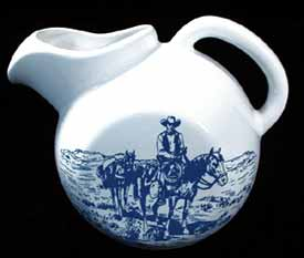 CB308 Cowboy Blu - Water Pitcher - Product Image