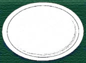 R3055  Railroad Oval Platter, large - Product Image